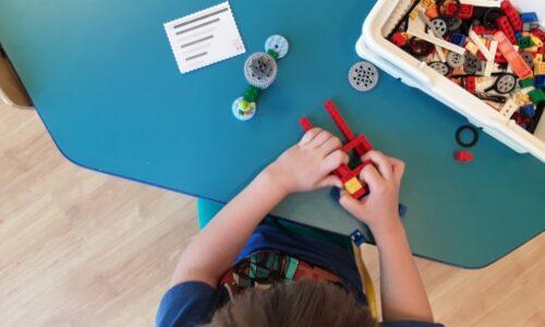LEGOrobotyka